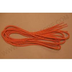Lacci Crispi alta visibilità arancio