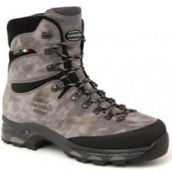 Scarpone alto Zamberlan grigio camouflage e nero mod. 1017 SMILODON GTX RR WL