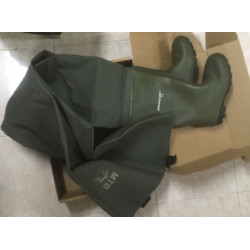 Scafandro in gomma verde Dunlop