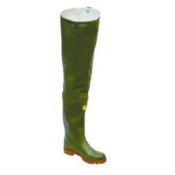 Stivali a tutta coscia Trento verdi