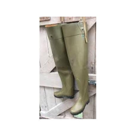 Stivali a tutta coscia Le Chameau verdi mod. Arly Nord Armeria Metelli