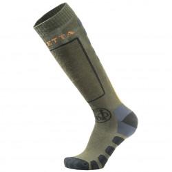 Calze Beretta mod.CL051 T1663 0076  verde Long Merino Socks