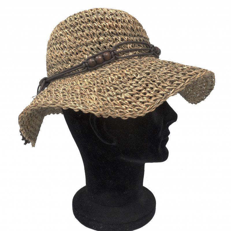 Cappello Lodenhut in paglia da donna mod. 3700 - Armeria ...
