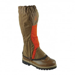 Ghette Riserva marroni e arancioni mod. R8053
