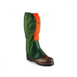 Ghette Riserva verdi  e arancioni ad alta visibilità  mod. R1686