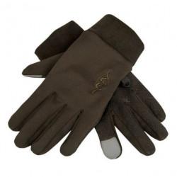 Guanti Blaser verdi mod. 113012-088/657 Touch Handschuhe