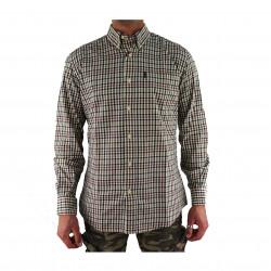 Camicia Beretta a fantasia multicolore mod. LU210 T1645 019P  Button Down Shirt
