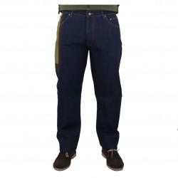 Pantalone Beretta art. JU20 2672 0519 BLU Field Jeans