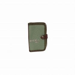 Porta documenti Riserva verde mod. R141414