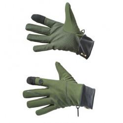 Guanti Beretta verdi mod.GL271 T1660 0715 Softshell Gloves