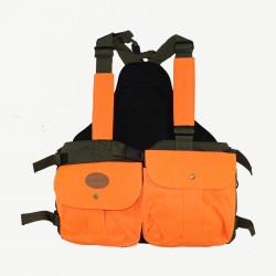 Trisacca verde e arancio ad alta visibilità SagNature