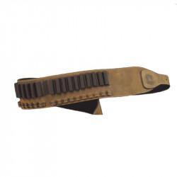 Cartuccera per carabina Artipel calibri da 223 a 300 Wm mod. CA06