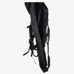 Fodero per due carabine nero SagNature 140 cm mod. 6201001