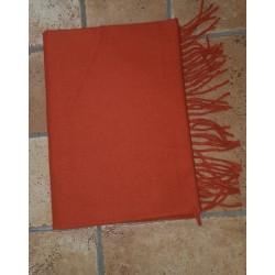 Sciarpa Beretta mod. SF021 T0784 0412 ARANCIO Scarf Plain colour Spice