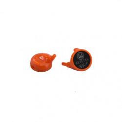 Mini set auricolari passivi Off Shot Beretta arancione mod. CF031A21560411