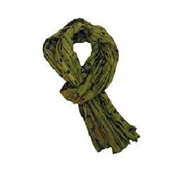 Sciarpa Verney-Carron verde mod. LVAC071