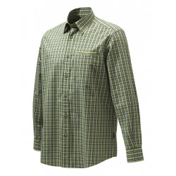 Camicia Beretta a fantasia multicolore mod. LU033T15330788 Trial Long Sleeves Shirt