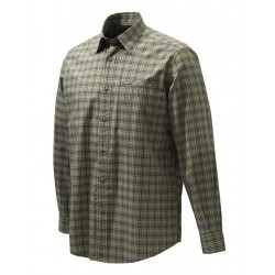 Camicia Beretta a fantasia multicolore mod. LU033T1533080LS Trial Long Sleeves Shirt