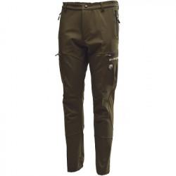 Univers Pantalone In Softshell Verde Univers-Tex 92136 309