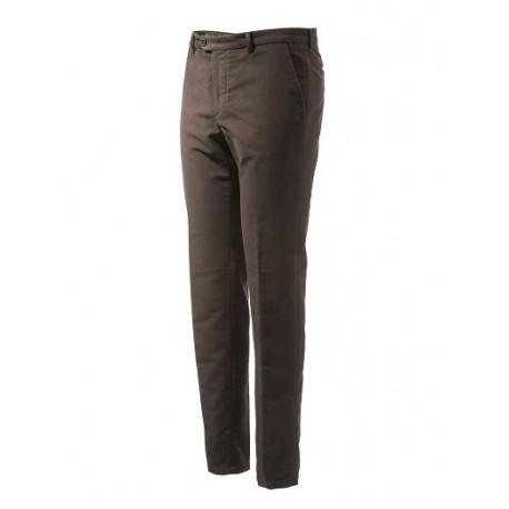Pantalone Beretta art.CU61204400008930 Moleskin Classic Pants Brown
