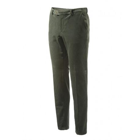 Pantalone Beretta art.CU62204600078G Corduroy Classic Pants Green