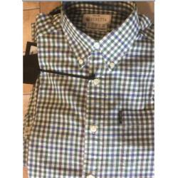Camicia Beretta a fantasia multicolore mod. LU210 T0707 016C Classic Shirt