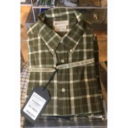 Camicia Beretta a fantasia multicolore mod. LU210 T0707 076H Classic Shirt