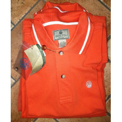 Polo Beretta art.MP60 7216 0025 ARANCIO Polo Uomo