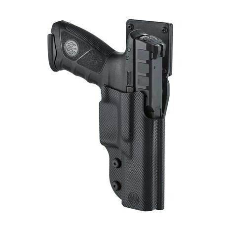 Fondina nera per pistola Beretta mod. E01114 per serie 92S/98F