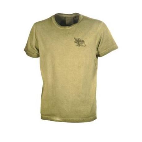 T-shirt  Univers  verde art. 94010359
