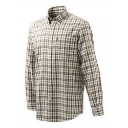 Camicia Beretta a fantasia multicolore mod.LU210T 1645 01B7 Wood Button Down Shirt