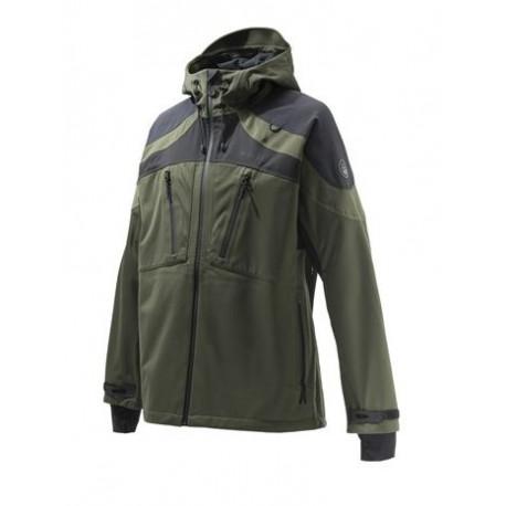 Giacca Beretta art.GU194 T1966 0715 Verde mod.Ibex NeoShell Jacket