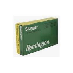 Cartuccia a palla Remington per fucile cal. 12 ogiva Slugger
