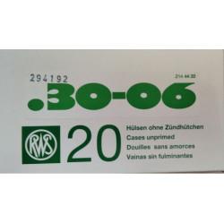 Bossoli RWS calibro 30-06 Springfield