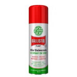 Olio Universale Spray 10 in 1 Ballistol 200ml
