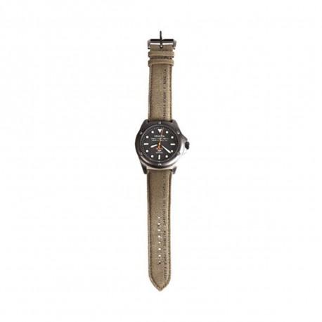 Orologio Beretta con cinturino in tessuto beige MAB38A art.OR031T0674076A