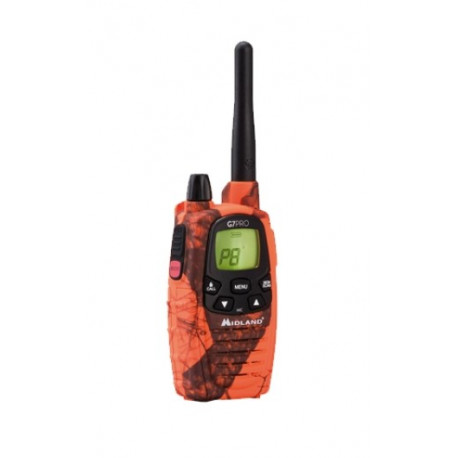 Ricetrasmettitore G9 PRO Blaze  Midland colore arancio mod. C1385.02