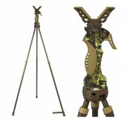 39Hunter Treppiede Trigger Stick 65 a 100 cm