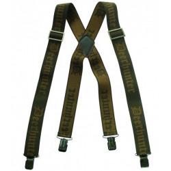 Bretelle elastiche con clip per pantaloni Deerhunter