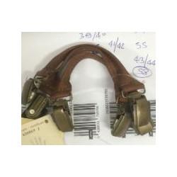 Clip di ricambio per bretelle elastiche Riserva