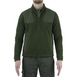 Felpa Beretta Pile Polartec mod.P3340 05043 074D VERDE New Cortina Jacket