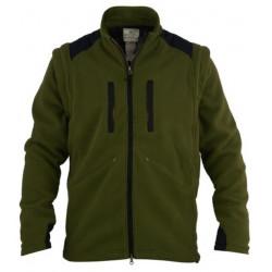 Felpa Beretta Pile Polartec mod.P325 5440 0700 VERDE Dry Fleece Man
