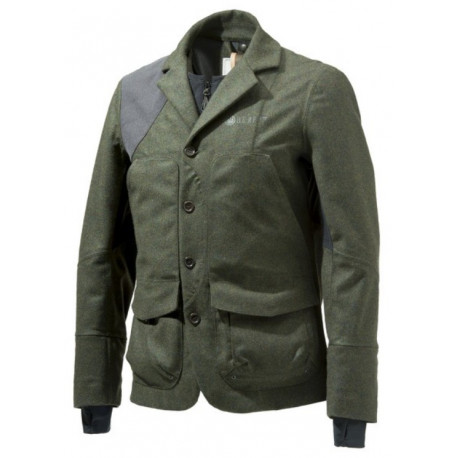 Giacca Beretta art.GU721 T0771 0782 VERDE Techwool Active Jacket