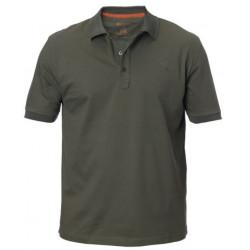 Polo Beretta art. MP020 07207 0706 VERDE Corporate Polo Green Olive