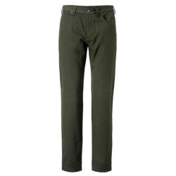 Pantalone Beretta art. CUF10 01822 0715 VERDE Country 5 Pockets Cotton Pants