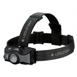 Torcia frontale MH7 Led Lenser grigia e nera mod. 501599