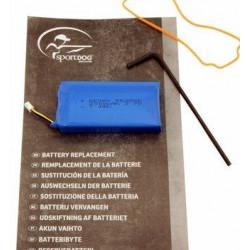 Batteria di ricambio per collare SportDog serie Tek 2.0