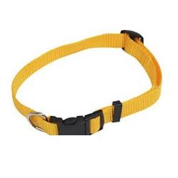 Collare per cane in nylon arancione di ricambio per canicalm mod. COL060606