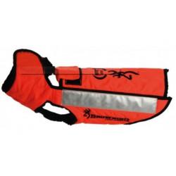 Gilet di protezione per cani Browning ad alta visibilità e antizanna mod. Protect Hunter