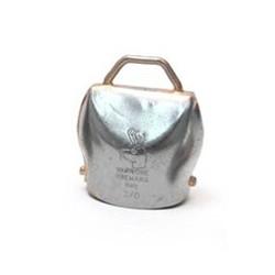 Campanello piccolo per cane in acciaio